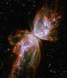 NGC 6302, Hubble image, NASA, ESA