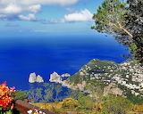 Anacapri capri italy