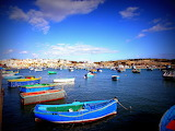 Malta,boats
