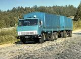 1976 KAMAZ 5320