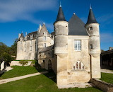 Chateau Celle Guenand - France
