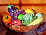 healthy food-veggies & fruits