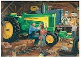 John Deere Tractor Workshop