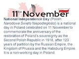 Polish Independence Day 1