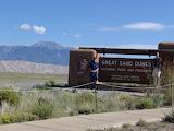 Sand Dunes Colorado 2013