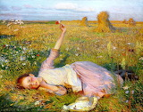 Evening Song~ Sir GeorgeClausen