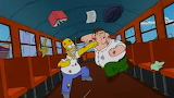 Crossover Episode Peter Griffin Vs. Homer Simpson