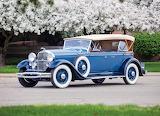 1931 Lincoln Model K Dual Cowl Sport Phaeton