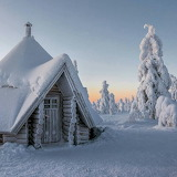 Zimní chata