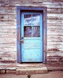 Door in French Quarter New Orleans
