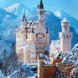 *Neuschwanstein Castle...
