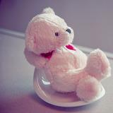 ☺ Teddy bear...