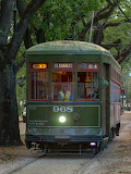 NOLA Garden District Street Car