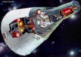 """Space NASA Tumblr """"From Mercury Mark II to Proj. Gemini"""