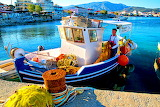 Fishing Boat, Samos
