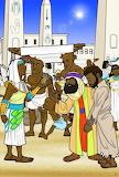 José es vendido como esclavo