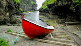 Small boat Faroes