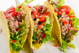 ^ Tacos
