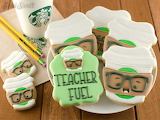 Teacher fuel cookies