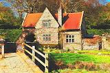 Cottage, England