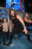 Jason Momoa and Son, Nakoa-Wolf