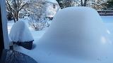 Oh No! More snow!!