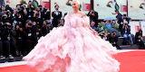 Huge Pink Gown!