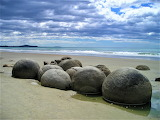 New Zealand, beach