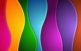 Wavy Colours