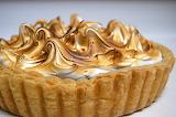 ^ Chocolate Meringue Pie