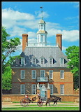 ^ The Governor's Palace, Colonial Williamsburg