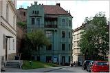 Brno, Green house, Cz