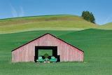 Blue Sky Barn