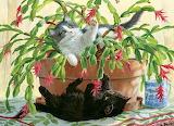 Persis Clayton Weirs 'Cactus Kitties'