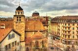 Genf, Old Town, Switzerland