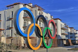 London Olympic village