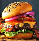 #The Best Burger Ever!