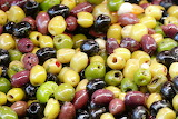 healthy food-olives