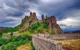 Belogradchik Fortress and the Belogradchik Rocks. Bulgaria