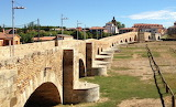 Puento de Orbigo Longest and Best Preserved Medival Bridge