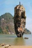 Castle House Island in Dublin- Ireland