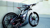 Sport Audi Grey Bicycle