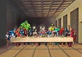 Last Supper of Heroes