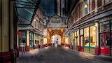 market street, London - England