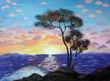 Морський пейзаж 1