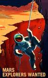 Mars-Posters, NASA