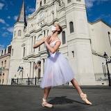 Quarantine Ballerina