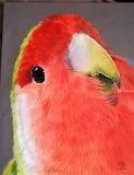 Love Bird by Maria Cabrero