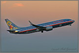 Flagship Liberty American Airlines