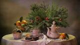 Christmas Holidays Still Life